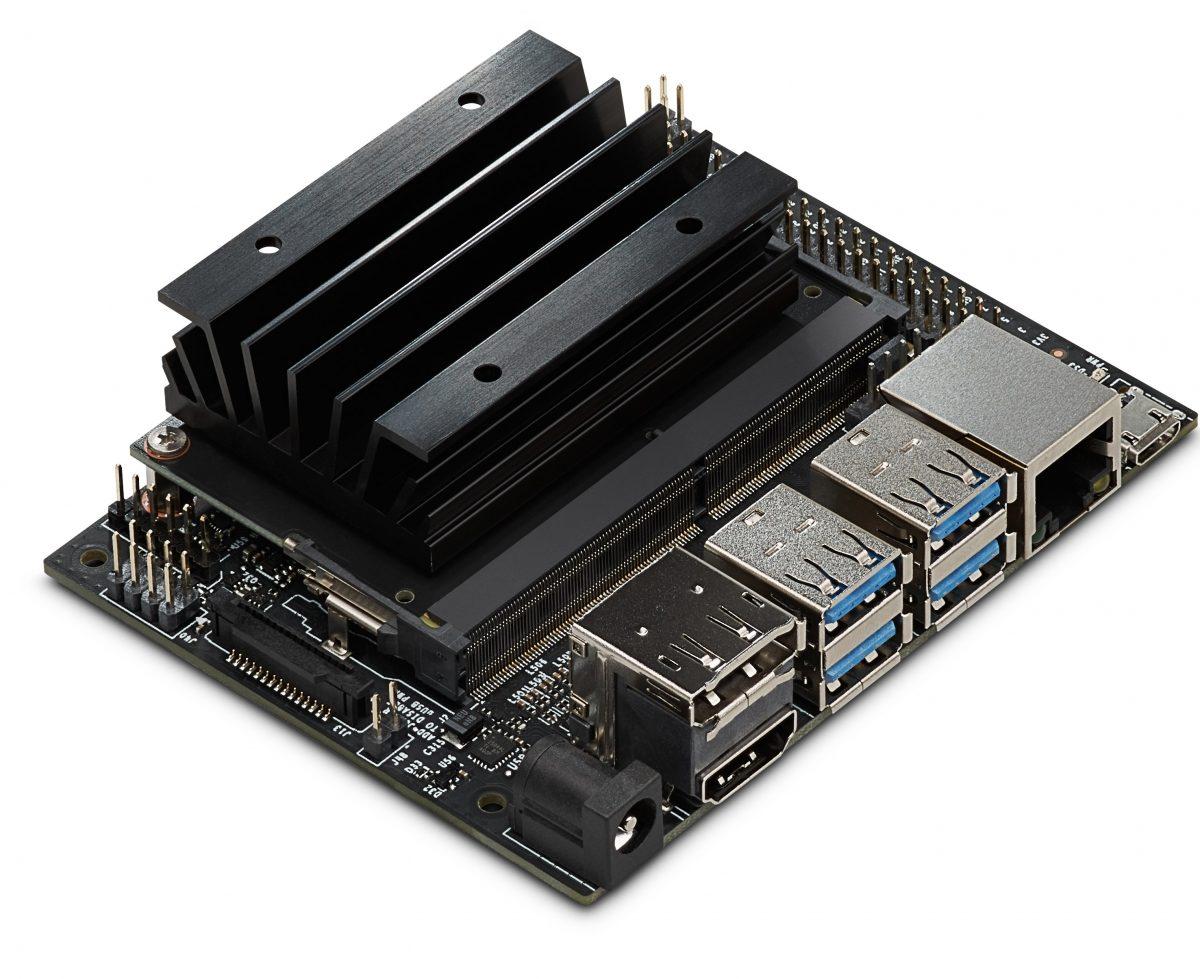 Jetson nano:始めました。OSをマイクロSDカードに入れます。